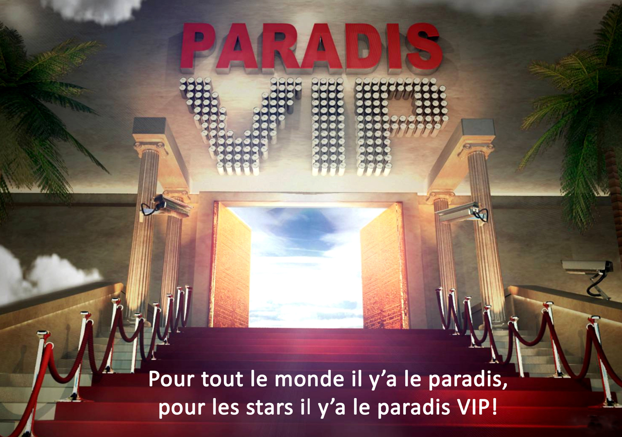 Bible Paradis VIP